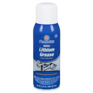 Permatex 81981 White Lithium Grease Multipurpose Lubricants