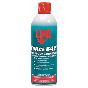 LPS 02516 Force 842 Dry Moly Lubricant