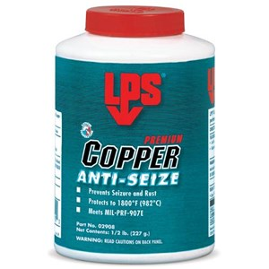 LPS 02908 Copper Anti Seize