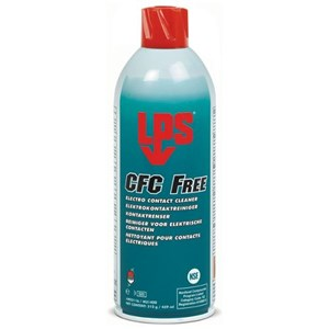 LPS 03116 CFC Free Electro Contact Cleaner