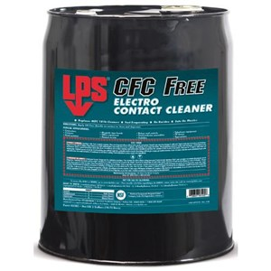 LPS 03105 CFC Free Electro Contact Cleaner