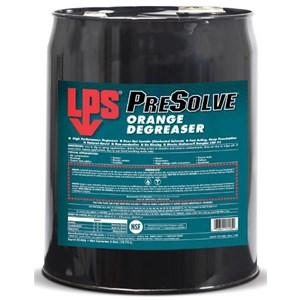 LPS 01405 Pre Solvent Based Orange Industrial Degreaser