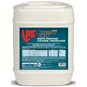 LPS 02705 Precision Clean Multi Purpose Cleaner or Degreaser Water Based