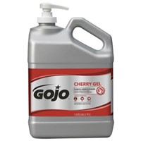 Gojo 2358-02 Cherry Gel Pumice Heavy Duty Hand Cleaners 1