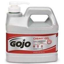 Gojo 2356-04 Cherry Gel Pumice Heavy Duty Hand Cleaners