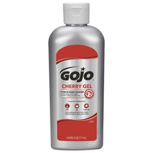 Gojo 2352-15 Cherry Gel Pumice Heavy Duty Hand Cleaners