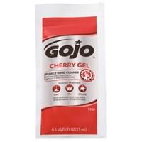 Gojo 2350-02 Cherry Gel Pumice Heavy Duty Hand Cleaners 1