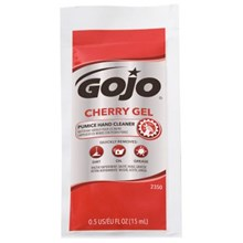 Gojo 2350-02 Cherry Gel Pumice Heavy Duty Hand Cleaners