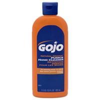 Gojo 0951-15 Natural Orange Pumice Heavy Duty Hand Cleaners 1