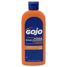 Gojo 0951-15 Natural Orange Pumice Heavy Duty Hand Cleaners