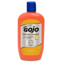 Gojo 0947-12 Natural Orange Smooth Heavy Duty Hand Cleaners 1