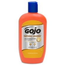 Gojo 0947-12 Natural Orange Smooth Heavy Duty Hand Cleaners