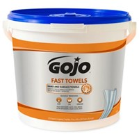 Gojo 6299-02 Fast Hand Cleaning Towels 1