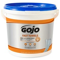 Gojo 6298-04 Fast Hand Cleaning Towels 1