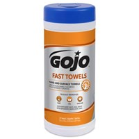 Gojo 6282-06 Fast Hand Cleaning Towels 1