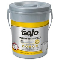 Gojo 6396-06 Scrubbing Hand Cleaning Towels 1