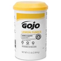 Gojo 0915-06 Creme Style Lemon Pumice Hand Cleaner 1