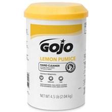 Gojo 0915-06 Creme Style Lemon Pumice Hand Cleaner