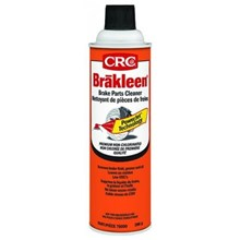 CRC 75050 Brakleen Premium Non Chlorinated Brake Maintenance