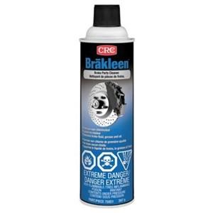 CRC 75051 Brakleen Non Chlorinated Retail Formula Brake Maintenance