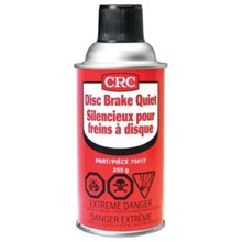CRC 75017 Disc Brake Quiet Brake Maintenance