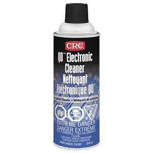 CRC 75102 QD Electronic Cleaner