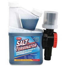 CRC 76320 Salt Terminator Engine Flush Cleaner and Corrosion Inhibitor