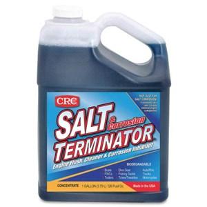 CRC 76128 Salt Terminator Engine Flush Cleaner and Corrosion Inhibitor