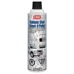 CRC 74424 Stainless Steel Cleaner and Polish