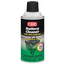 CRC 75097 Battery Cleaner with Acid Indicator