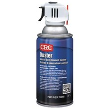 CRC 74085 Duster Moisture Free Dust and Lint Remover