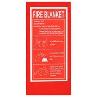 Leopard Fire Blanket Size 1.2 x 1.2 m 1