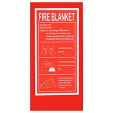 Polaris Fire Blanket Size 1.2 x 1.2 m