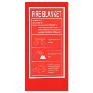 Polaris Fire Blanket Size 1.2 x 1.2 m