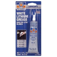 Permatex 80345 White Lithium Grease Multipurpose Lubricants 1
