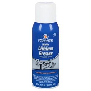Permatex 81981 White Lithium Grease Multipurpose Lubricants