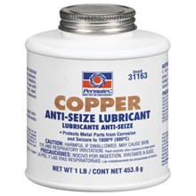 Permatex 31163 Copper Anti Seize Specialty Lubricant