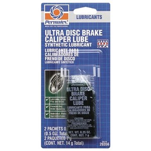 Permatex 20356 Ultra Disc Brake Caliper Lube Specialty Lubricants