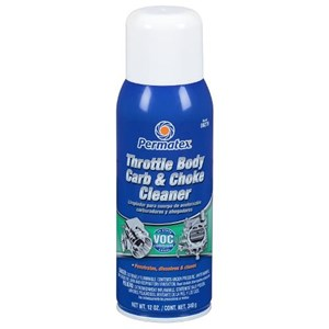 Permatex 80279 Throttle Body Carb and Choke Cleaner