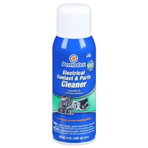 Permatex 82588 Electrical Contact and Parts Cleaner