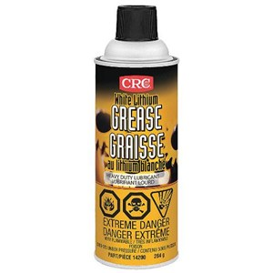 CRC 14200 White Lithium Grease Lubricant