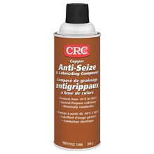 CRC 72095 Copper Anti Seize Aerosol and Compound Lubricant