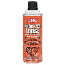 CRC 73020 Knocker Loose Penetrating Solvent Lubricant
