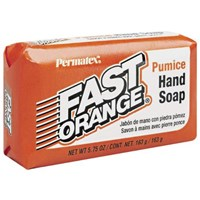Permatex 25575 Fast Orange Pumice Bar Hand Soap