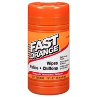 Permatex 25051 Fast Orange Wipes Hand Care