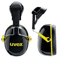 Jual Uvex 2600.202 K2H Earmuffs with Helmet Attachment
