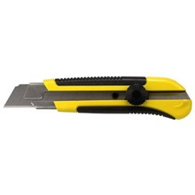 Stanley 10-425 Snap Off Knife with DynaGrip Cutting Tools