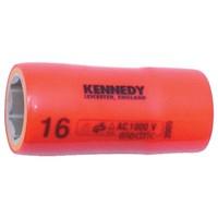 Kennedy KEN-534-7580K 18 mm Insulated Hexagon Socket