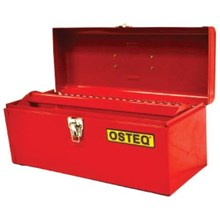 Osteq T9217 Portable Toolbox With Tray