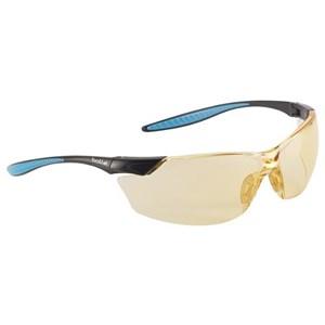 Bolle MAMPSJ Yellow Mamba Safety Glasses Eye Protection